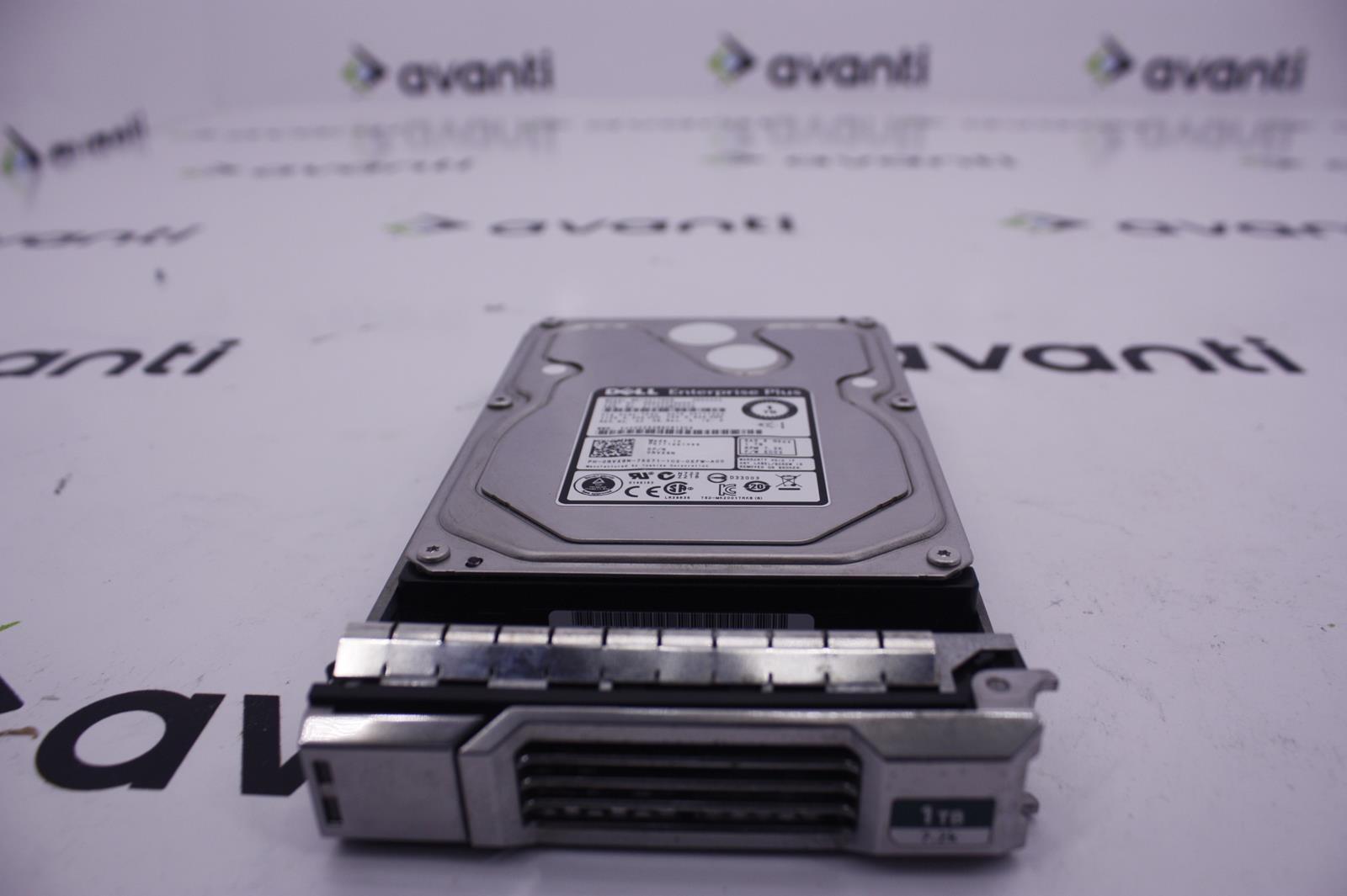 """Dell EqualLogic M5XD9 1TB SAS 3.5/"""" Hard Drive PS4100 PS4110 PS6100 PS6110 PS6210"""