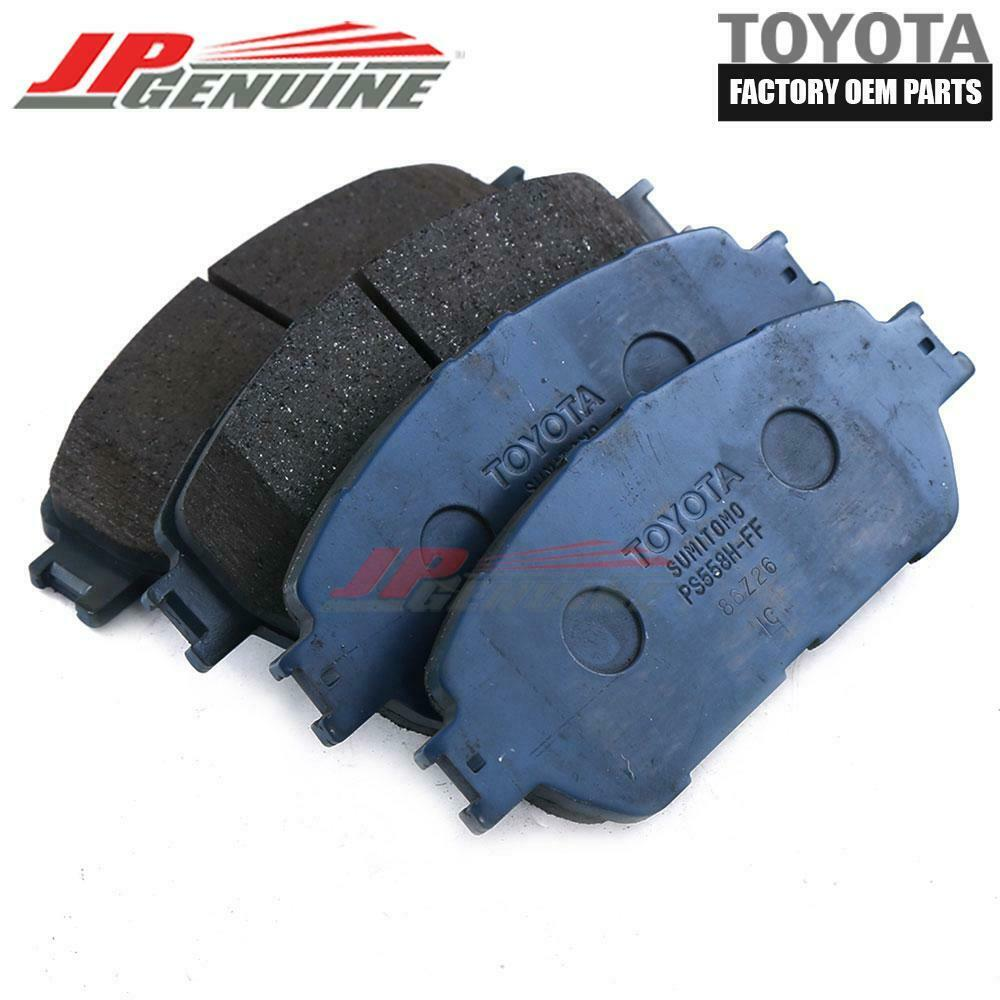GENUINE LEXUS 02-03 ES300 04-06 ES330 OEM FRONT BRAKE PADS SET 04465-33280