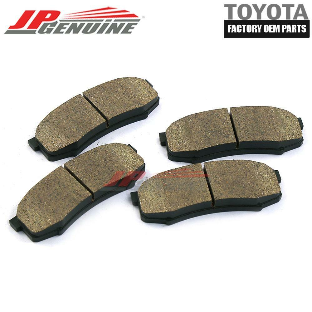 TOYOTA OEM 01-07 Sequoia Brake-Rear Pads 0446660080