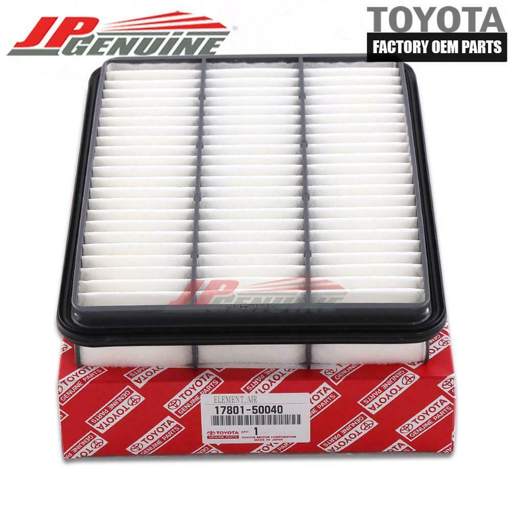 Toyota 17801-50040 3x Engine Air Filter for 2003-2009 Lexus GX470