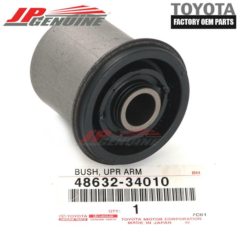 48632-26090 Toyota Bush New Genuine OEM Part upper arm 4863226090