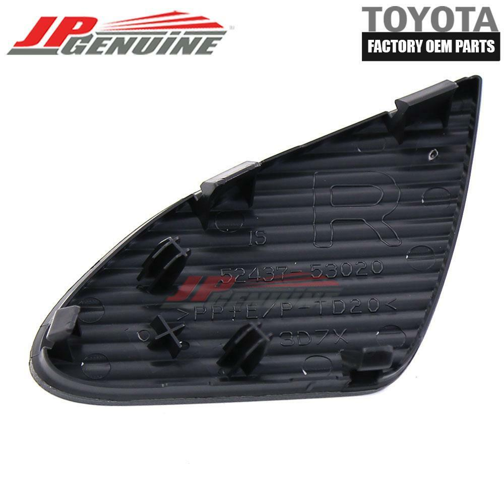 Lexus TOYOTA OEM 09-10 IS250 Front Bumper Grille-Lower Cover Right 5243753020