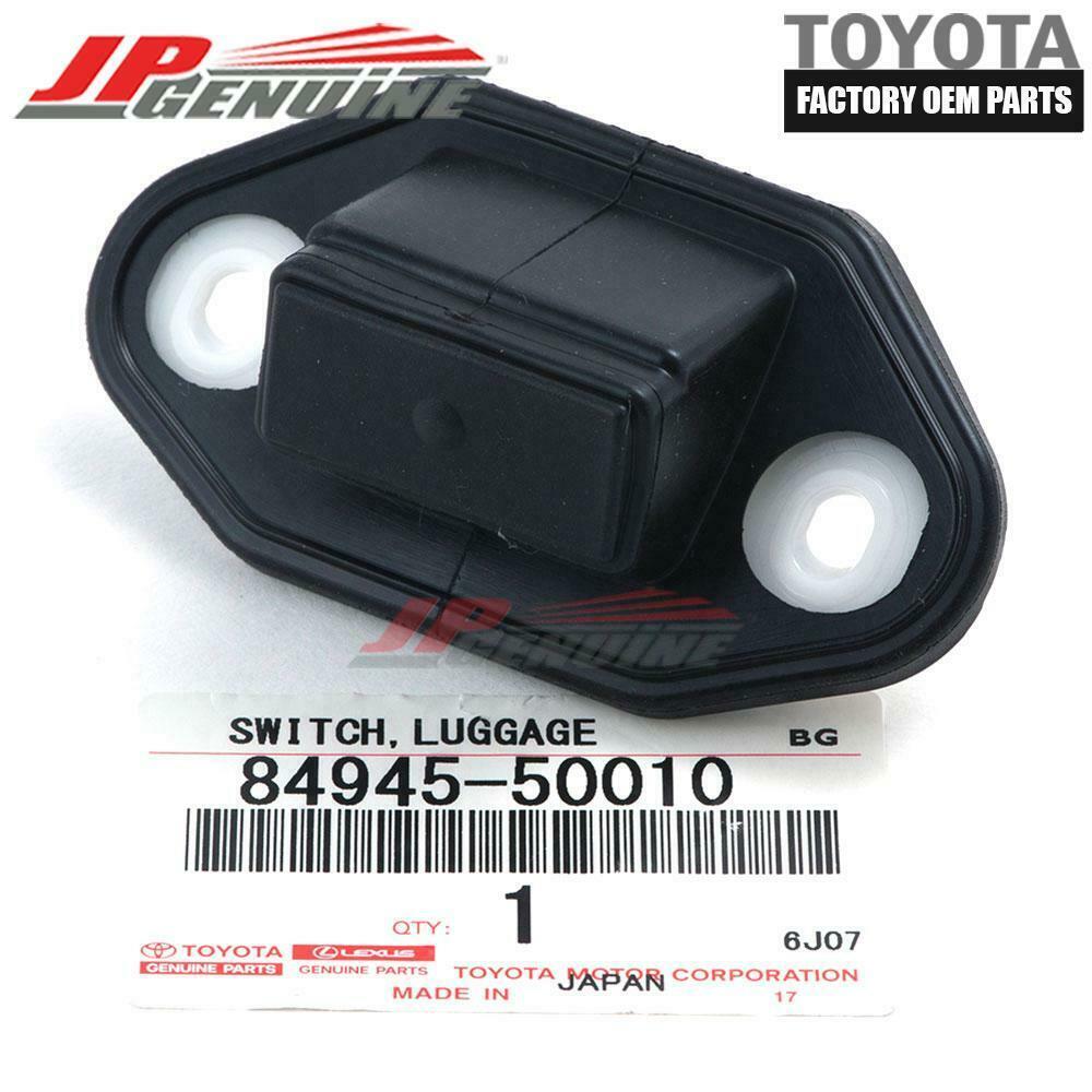 TOYOTA LEXUS Avalon LS430 ES350 TRUNK LID RELEASE SWITCH BUTTON 84945-50010 OEM